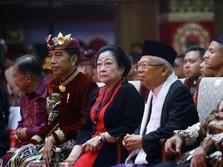Megawati Minta Jatah Menteri PDIP Terbanyak, Jangan Cuma 4!