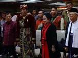 Jawab Megawati, Jokowi: Menteri dari PDIP akan yang Terbanyak