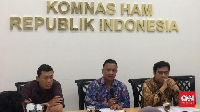 Komnas HAM Tolak Draf Perpres Pelibatan TNI Atasi Terorisme