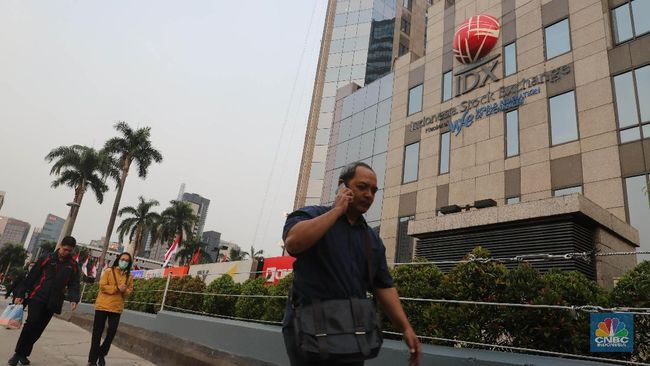 IHSG Tunggu Perkembangan AS-China, IHSG Berpotensi Menguat Tipis