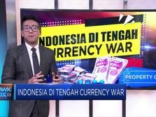 Rupiah di Tengah Medan Perang Mata Uang