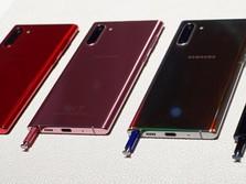 Masuk RI 23 Agustus, Ini Spek & Harga Samsung Galaxy Note 10