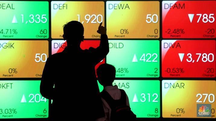 Per akhir sesi dua, indeks saham acuan di Indonesia tersebut menguat 0,23% ke level 6.295,75.