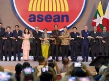 Resmikan Sekretariat Baru, Jokowi Beri Peringatan untuk ASEAN