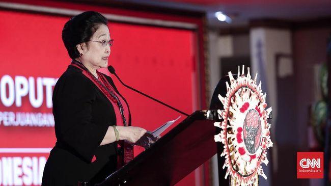 Megawati Siapkan Surat Pemecatan untuk Kader Diduga Kena OTT