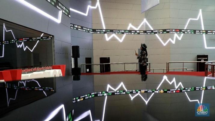 Ilustrasi Bursa Efek Indonesia (CNBC Indonesia/Muhammad Sabki)