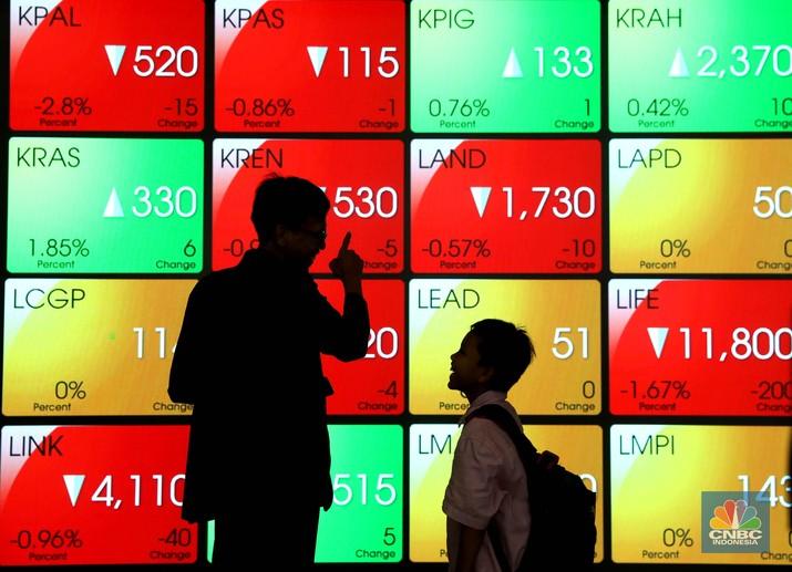 Per akhir sesi satu, indeks saham acuan di Indonesia tersebut melemah 0,15% ke level 6.148,74.