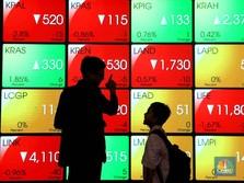 Bursa Asia Memerah Sepekan! Koreksi IHSG Paling Minim