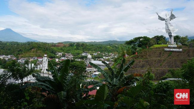 Mengenal Sejarah Sulawesi Utara dari Kota Manado