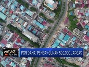 PGN Bangun 500.000 Jargas Mulai 2020
