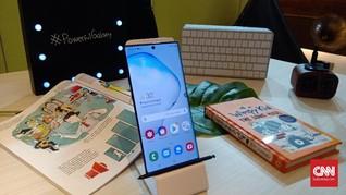 Galaxy Note 10 Tetap Sasar Pelaku Industri Kreatif
