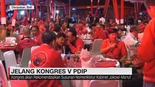 VIDEO: Jelang Kongres Kelima PDI-P
