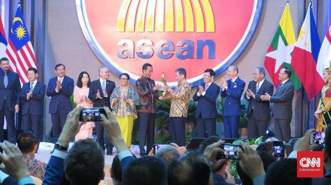 Jokowi Harap ASEAN Terus Bersatu Hadapi Tantangan Global