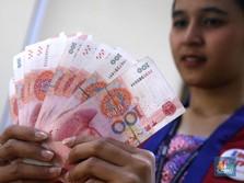 China Patok Nilai Tengah Yuan 7,0136 Per Dolar