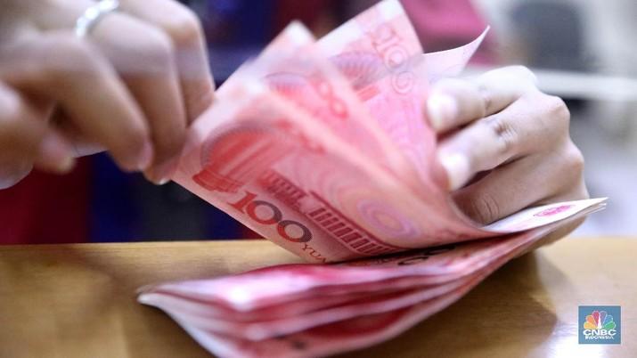 Nampaknya harapan akan adanya damai dagang lebih berdampak positif bagi rupiah ketimbang yuan
