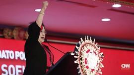 Isi Sumpah Jabatan Megawati Memimpin PDIP Periode 2019-2024