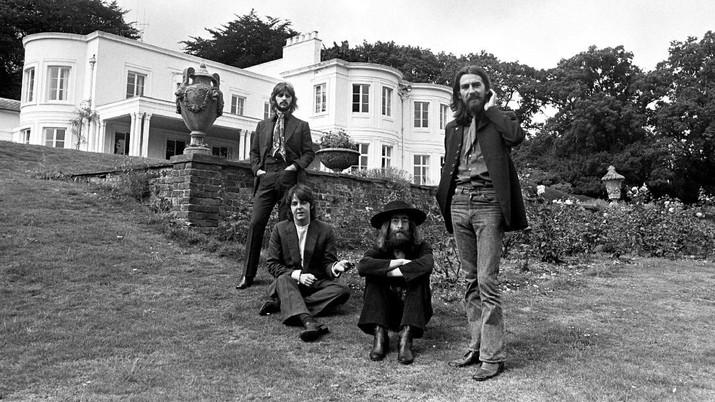 Beatlemania 'Come Together' Rayakan 50 Tahun Album Abbey Road