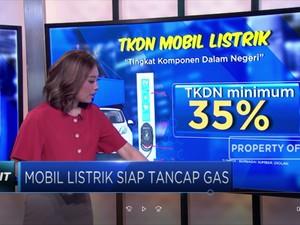 Mobil Listrik Siap Tancap Gas