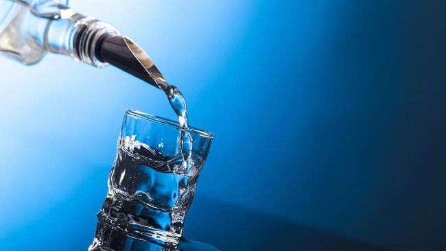 Atomik, 'Tetesan' Vodka dari Zona Radiasi Chernobyl