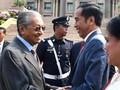 Jokowi Tolak Bantuan Malaysia Sampai Jacques Chirac Wafat