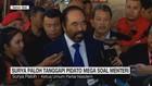 VIDEO: Surya Paloh Tanggapi Pidato Mega Soal Menteri
