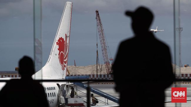 Kemenhub Minta Lion Air Perbaiki Boeing 737 Dalam Tiga Bulan