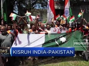 Kecewa Berat, Pakistan Turunkan Status Diplomatik India