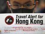 Lagi, Bandara Hong Kong Diduduki Para Pendemo