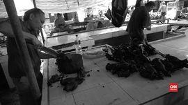 VIDEO: Dagangan Ekstrem di Pasar Beriman Tomohon