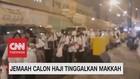 VIDEO: Jemaah Calon Haji Indonesia Mulai Tinggalkan Makkah