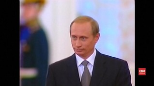 VIDEO: Vladimir Putin Dua Dasawarsa Berkuasa
