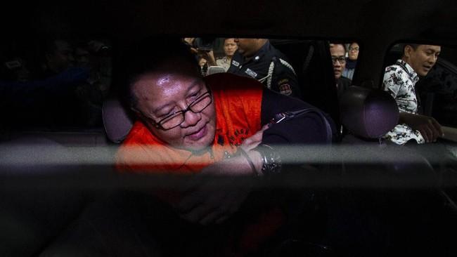 PN Jaksel Tolak Praperadilan Tersangka Suap Nyoman Dhamantra