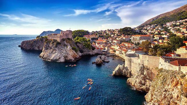 Wisata 'Bugil' di Kroasia, Dilarang Nazi Disukai Raja Inggris