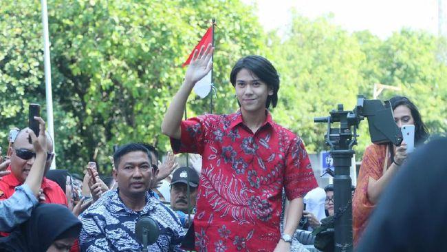 Tari Reog Buka 'Bumi Manusia' dan 'Perburuan' di Surabaya