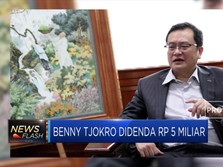 OJK Denda Benny Tjokrosaputro Rp 5 Miliar