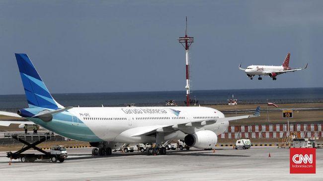 Garuda Indonesia dan Sriwijaya Air Pecah Kongsi Lagi