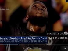 Boyong Lukaku, Inter Milan Pecahkan Rekor Transfer