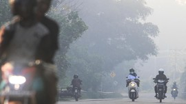 Kabut Asap Pekat, Pemkot Singkawang Liburkan Sekolah 3 Hari