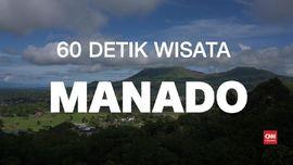 VIDEO: 60 Detik Wisata Manado