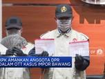 KPK Amankan Anggota DPR dalam OTT Impor Bawang