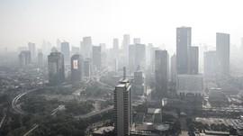Pagi ini, Jakarta Rangking 5 Kota Berpolusi di Dunia