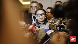 Menlu Janji Perjuangkan Kepentingan Sawit Indonesia