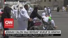 VIDEO: Jemaah Calon Haji Bersiap Wukuf di Arafah