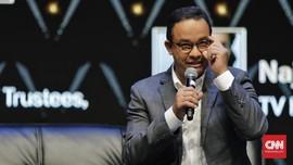 Anies Puji Jokowi soal Integrasi Transportasi Jabodetabek