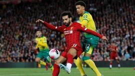 5 Fakta Menarik Usai Liverpool Kalahkan Norwich 4-1