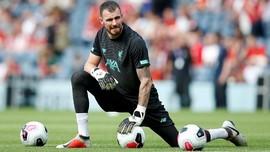 Alisson Cedera, Liverpool Gaet Kiper Tua Pengangguran
