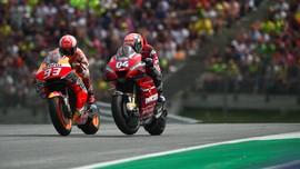 MotoGP Valencia, Duel Penentuan Ducati vs Repsol Honda