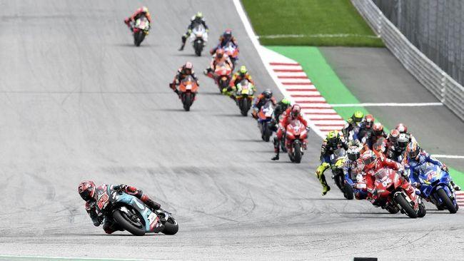 Beri Ruang MotoGP Indonesia, Bos Dorna Korbankan Seri Spanyol