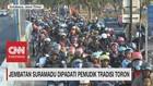 VIDEO: Jembatan Suramadu Dipadati Pemudik Tradisi Toron