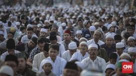 Jokowi Sebut Kurban di Idul Adha Dorong Kesalehan
